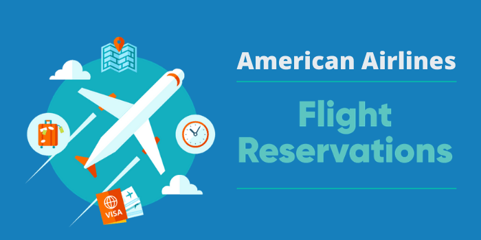 How To Book Flight With American Airlines