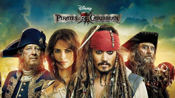 Pirates Of The Caribbean – Jack Sparrow